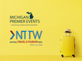 National Travel and Tourism Week May 2-8