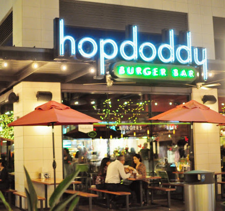 7 Tablespoons Of : Hopdoddy Burger Bar.