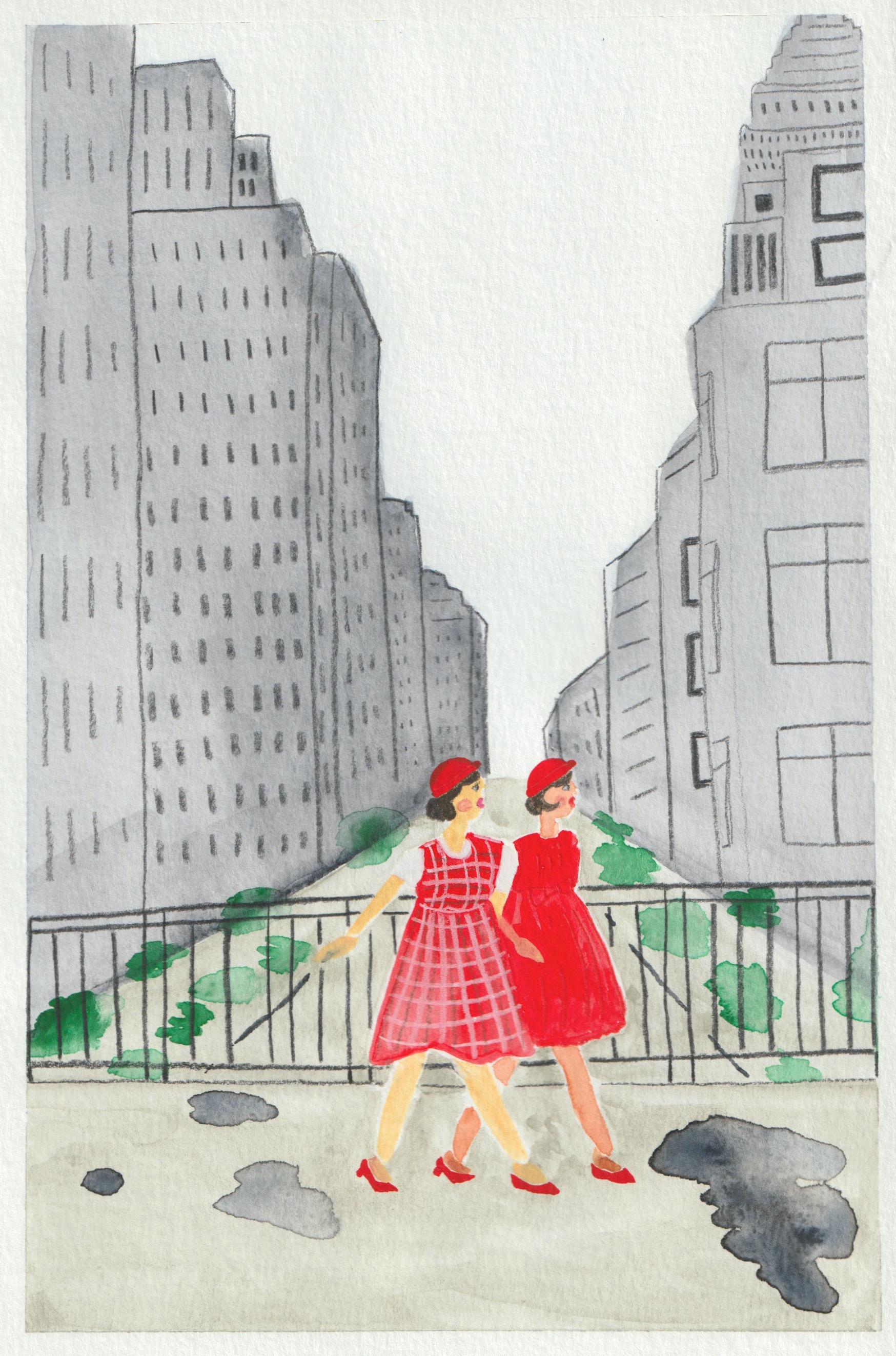 Stylish Women in NYC