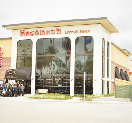 6 Tablespoons Of : Grand Opening : Maggiano's Little Italy.