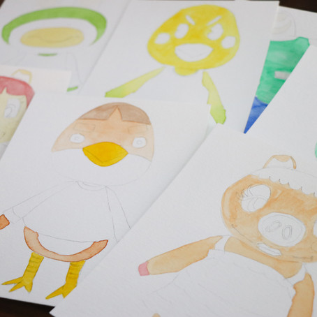 A Tablespoon Of : Studio Blog Post #004.
