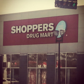 The Shoppers Drug Mart Poems: Pop and Spray.