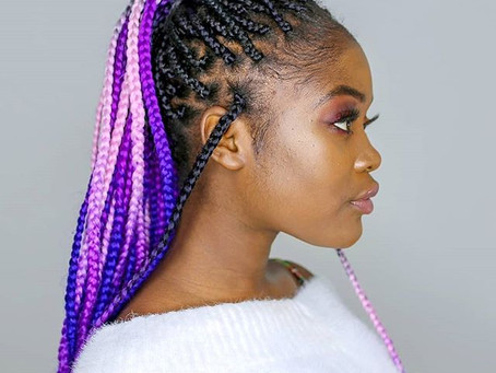 5 tips to maintain your box braids