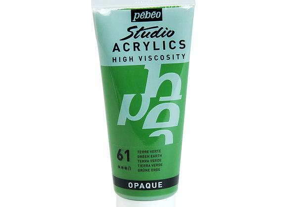 61 Green Acrylic 100ml