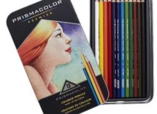 Prisma WC pencil 12's