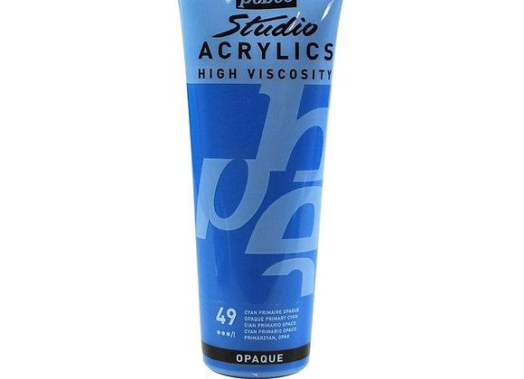 49  Blue Acrylic 100ml