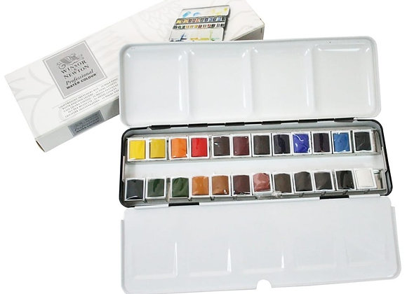 Winsor & Newton Watercolor 24's