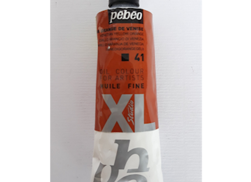 Pebeo Oil Color Venetian Yellow 41 Orange  60ml