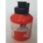 33 Pebeo cadmium red acrylic jar 500ml