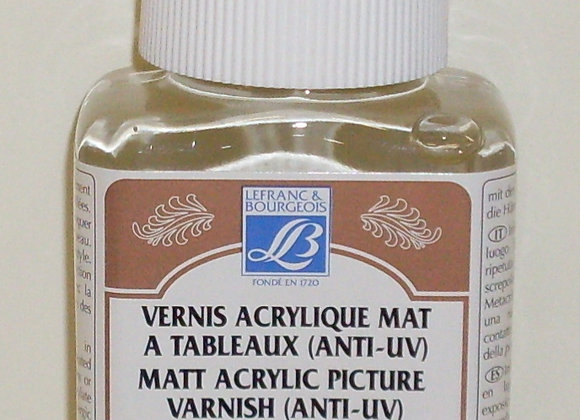 L&B Acrylic Varnish Anti UV 75ml