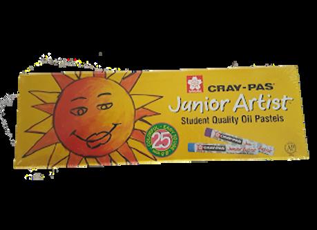 Sakura Junior Student Grade Cray-Pas 24's