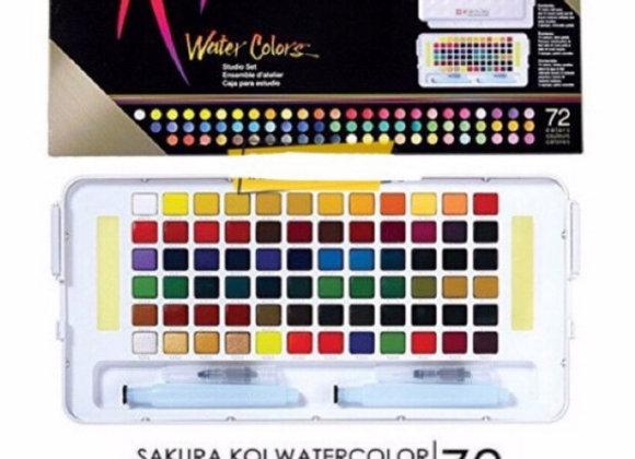 Sakura Koi Wcolor P.field 72's