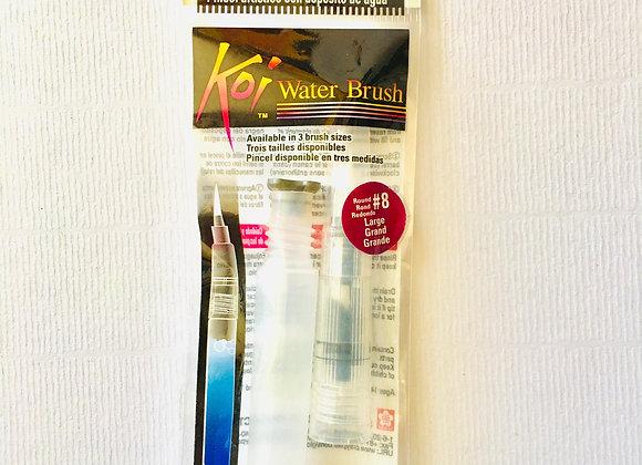 Sakura Koi Water Brush Round #8 Large
