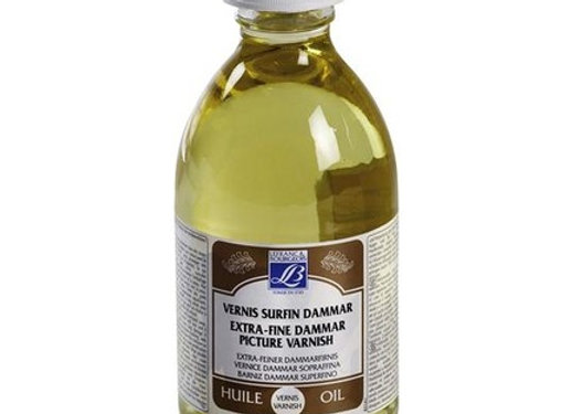 L&B Extra Fine Varnish 250ml