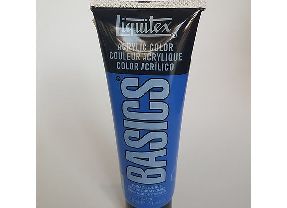 liquitex basics 118ml cobalt blue