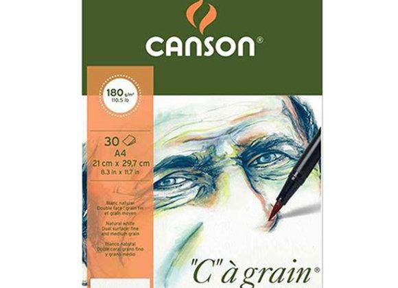 Canson Light Grain A4 180gsm