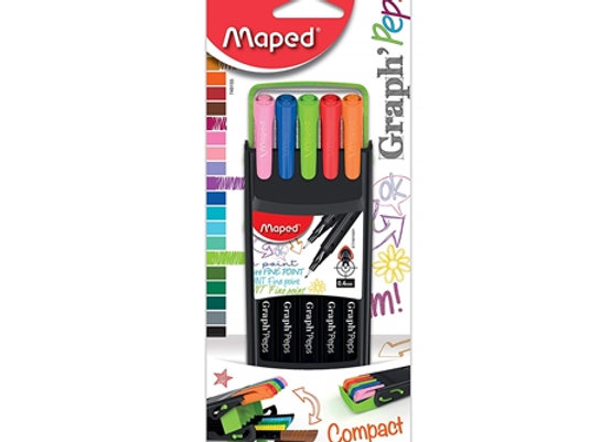 Maped Graph Peps 10's