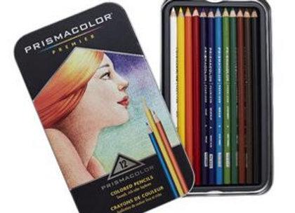 Prisma Colored Pencils 12's