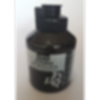 26 Pebeo acrylic black 500ml