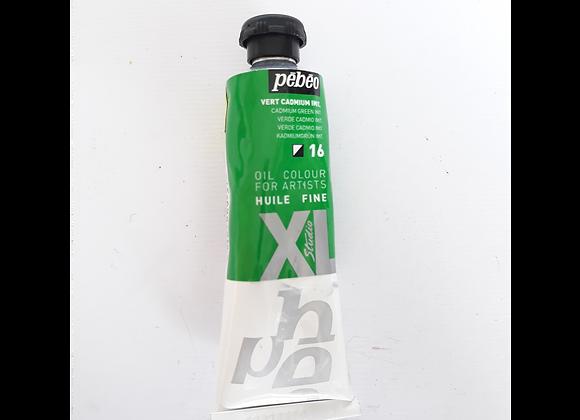 Pebeo Oil Color Vert Cadmium 16 Green 60ml