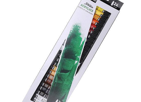 Pebeo Acrylic 24x12ml