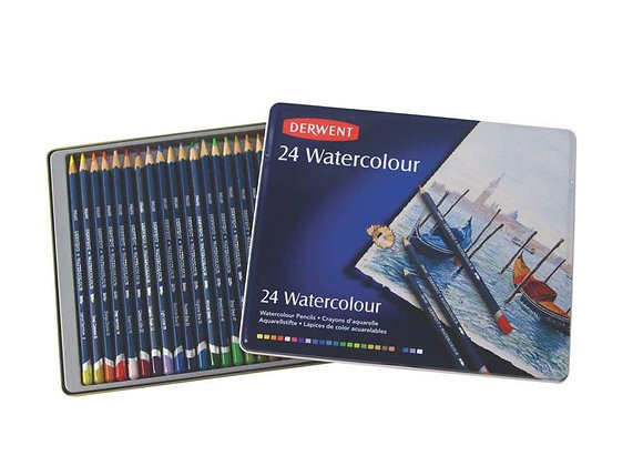 Derwent Watercolour Pencil 24's
