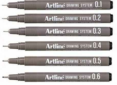 Artline Drawing Pen