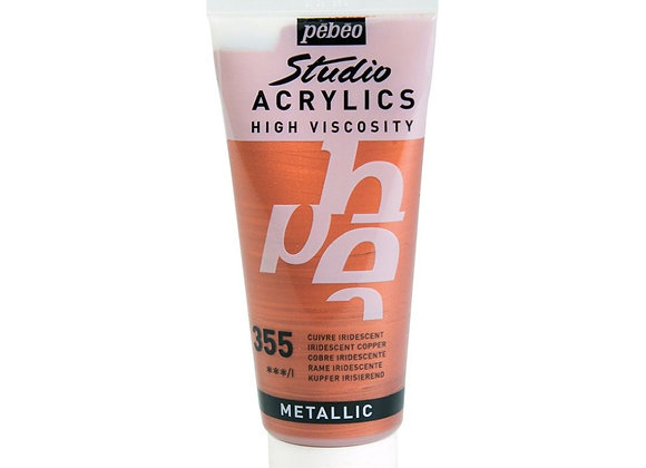 355 Pebeo Copper Acrylic Dyna 100ml