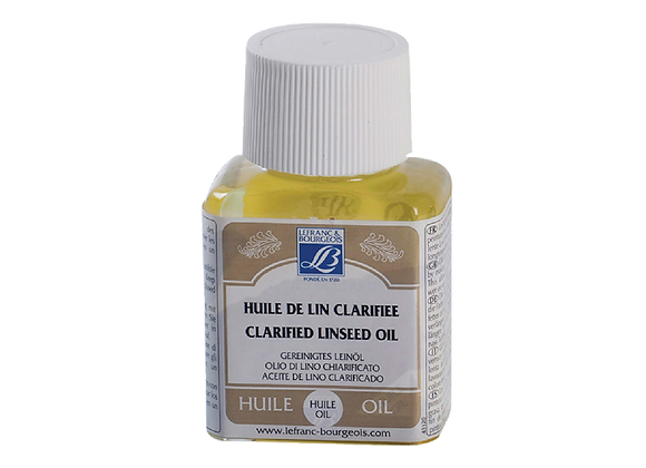Lefranc & Burgeois - Huile de Lin Clarified Linseed Oil