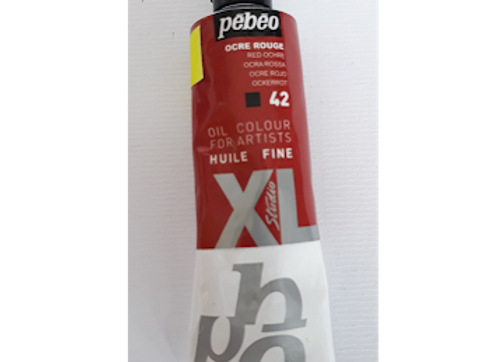 Pebeo Oil Color 42 Red Ochre 60ml