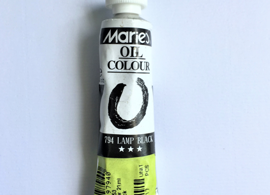 maries oil color 21ml assorted