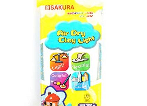 Sakura Paper Clay
