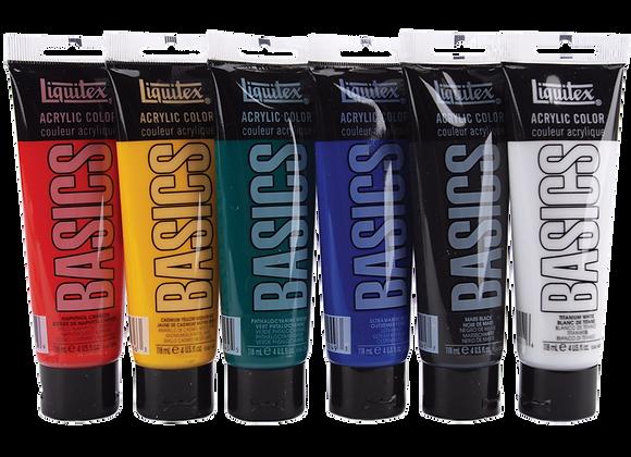 Liquitex - Basics Acrylic Paint