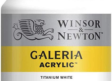 Winsor & Newton Galeria White Acrylic 250ml