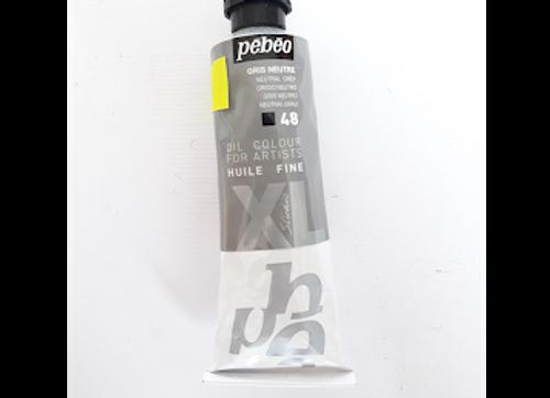 Pebeo Oil Color 48 Gris Neutre 60ml