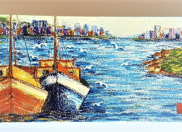 simbalion oil pastels 24s