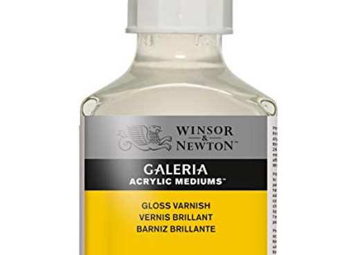 Winsor & Newton Galleria Acrylic Gloss Varnish 75ml