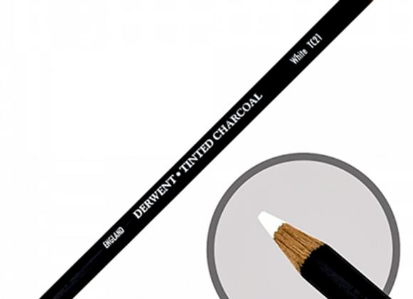 Derwent Charcoal Pencil White
