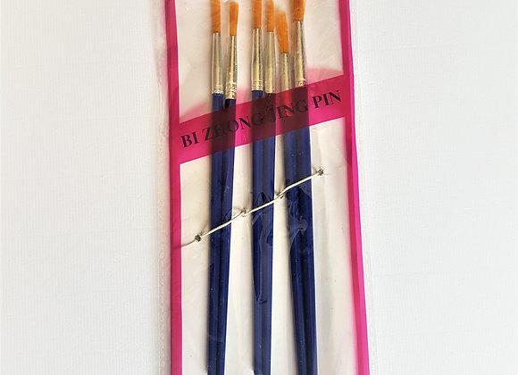 Best Pen Acrylic Round Brushes