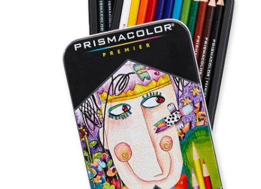 Prisma colored pencil premier 24's