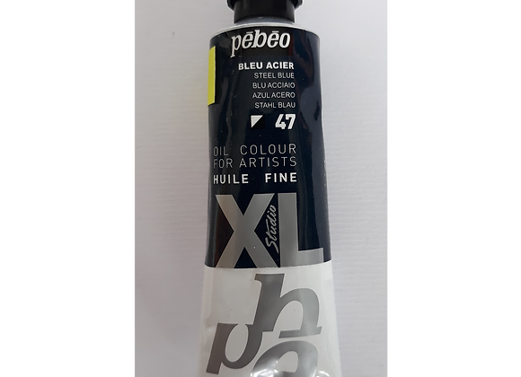 Pebeo Oil Color 47 Steel Blue 60ml