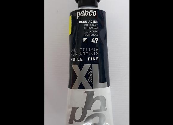Pebeo Oil Color 47 Steel Blue 60ml