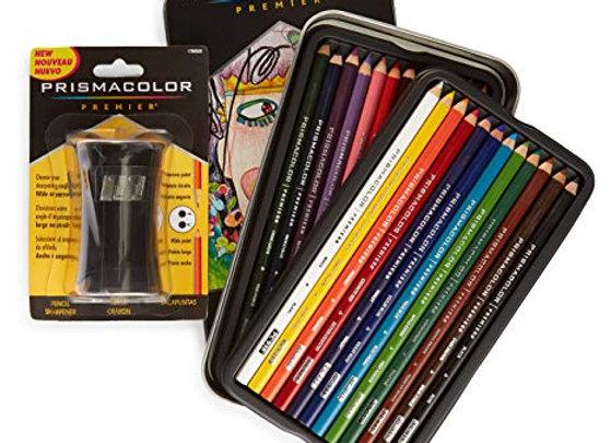 Prisma Colored Pencils 24's