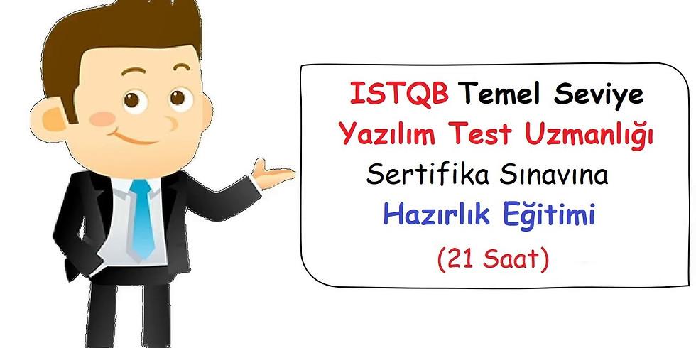 Online- ISTQB  Temel Seviye Test Uzmanı Eğitimi