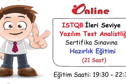 ISTQB® İleri Seviye Yazılım Test Analistliği Eğitimi