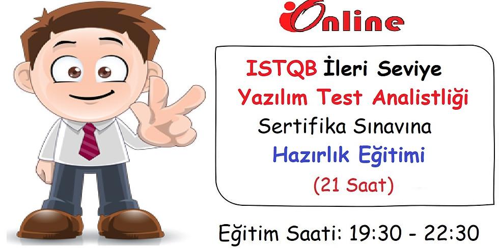Online ISTQB® İleri Seviye Yazılım Test Analistliği Eğitimi