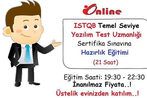 ISTQB Temel Seviye Yazılım Test Uzmanlığı Eğitimi