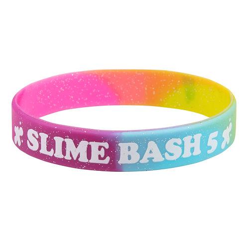 Slime Bash 5 Wristband