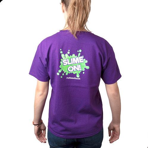 Slime Bash Slime On Shirt