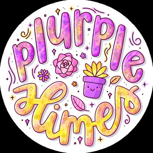 Plurple Slimes